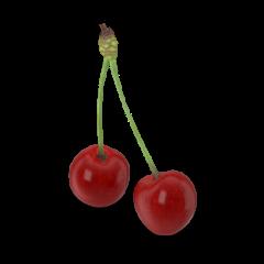 rote Kirsche aus dem Geschäft in Eberswalde